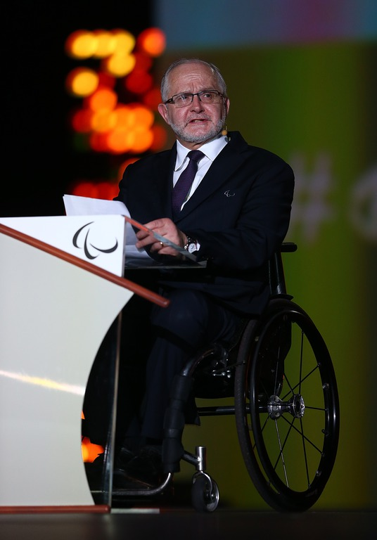 Sir Craven, az IPC elnökeFOTÓ: EP/GETTY/FRANCOIS NEL